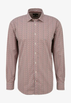 CASUAL-FIT  MIT MUSTER - Shirt - multi-coloured