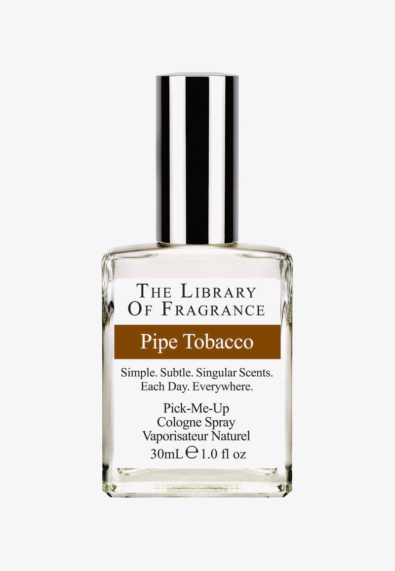 The Library of Fragrance - EAU DE COLOGNE - Eau de Cologne - pipe tobacco