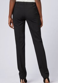 BOSS - TAMEA - Trousers - black - 2