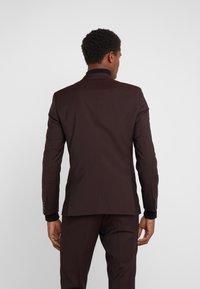 HUGO - Suit jacket - dark red - 2