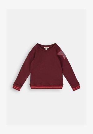 FASHION  - Sweatshirt - plum red