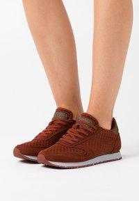 Woden - YDUN - Sneakers laag - rust - 0
