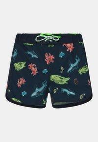 Name it - NMMZEBBO  - Swimming shorts - dark sapphire - 0