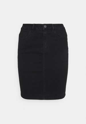 VMHOT NINE PENCIL  - Pencil skirt - black