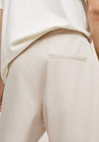 Mango - FUNCHAL - Shorts - open beige - 4
