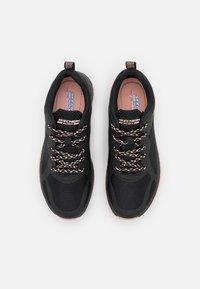 Skechers Sport - BOBS SQUAD  - Sneakers laag - black - 4