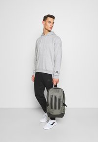 adidas Performance - BOXBOS - Hoodie - medium grey heather - 1