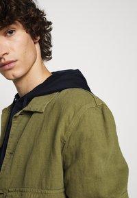JOOP! Jeans - BELMIN - Jersey con capucha - dark blue - 3