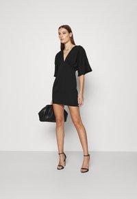 Mossman - TRUTH HURTS DRESS - Cocktail dress / Party dress - black - 1