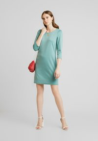 Vila - Day dress - oil blue - 1