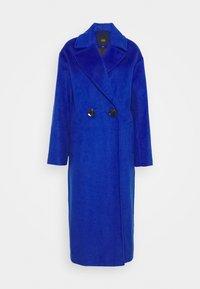Klasický kabát - cobalt