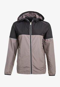 Endurance - AGRIA - Outdoor jacket - iron - 0