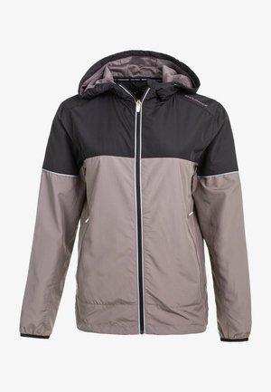 AGRIA - Outdoor jacket - iron