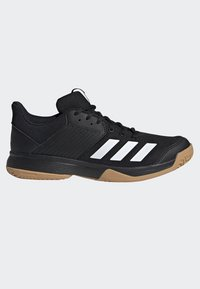 adidas Performance - LIGRA 6 SHOES - Chaussures de volley - black/white - 6