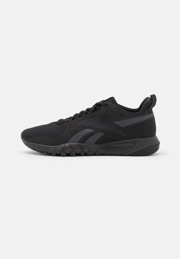 FLEXAGON FORCE 3.0 - Obuwie treningowe - black/pure grey