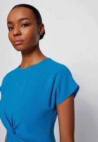 BOSS - DATENA - Day dress - open blue - 3