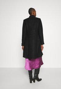 Cream - ANNABELL COAT - Zimní kabát - pitch black - 2