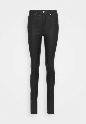 ONLOPTION SUPER COAT  - Jeans Skinny Fit - black