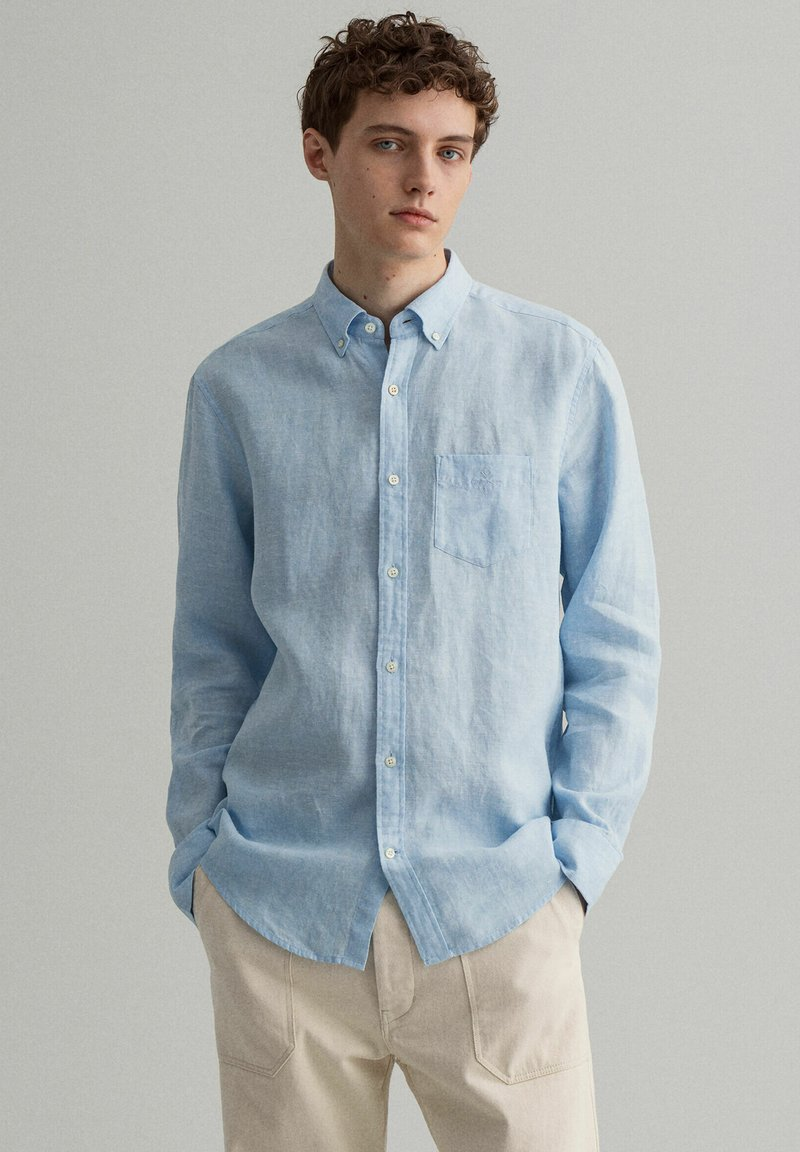 GANT - Shirt - hellblau