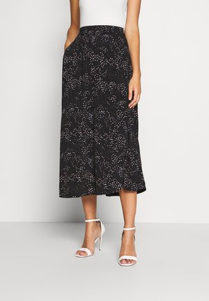 CUNADIN SKIRT - Pleated skirt - black