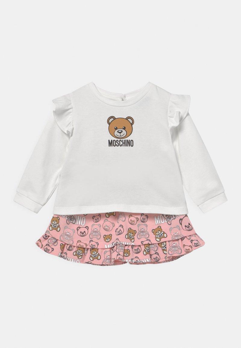 MOSCHINO - SET - Mini skirt - pink