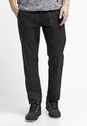 ALPHA ORIGINAL - Trousers - black core