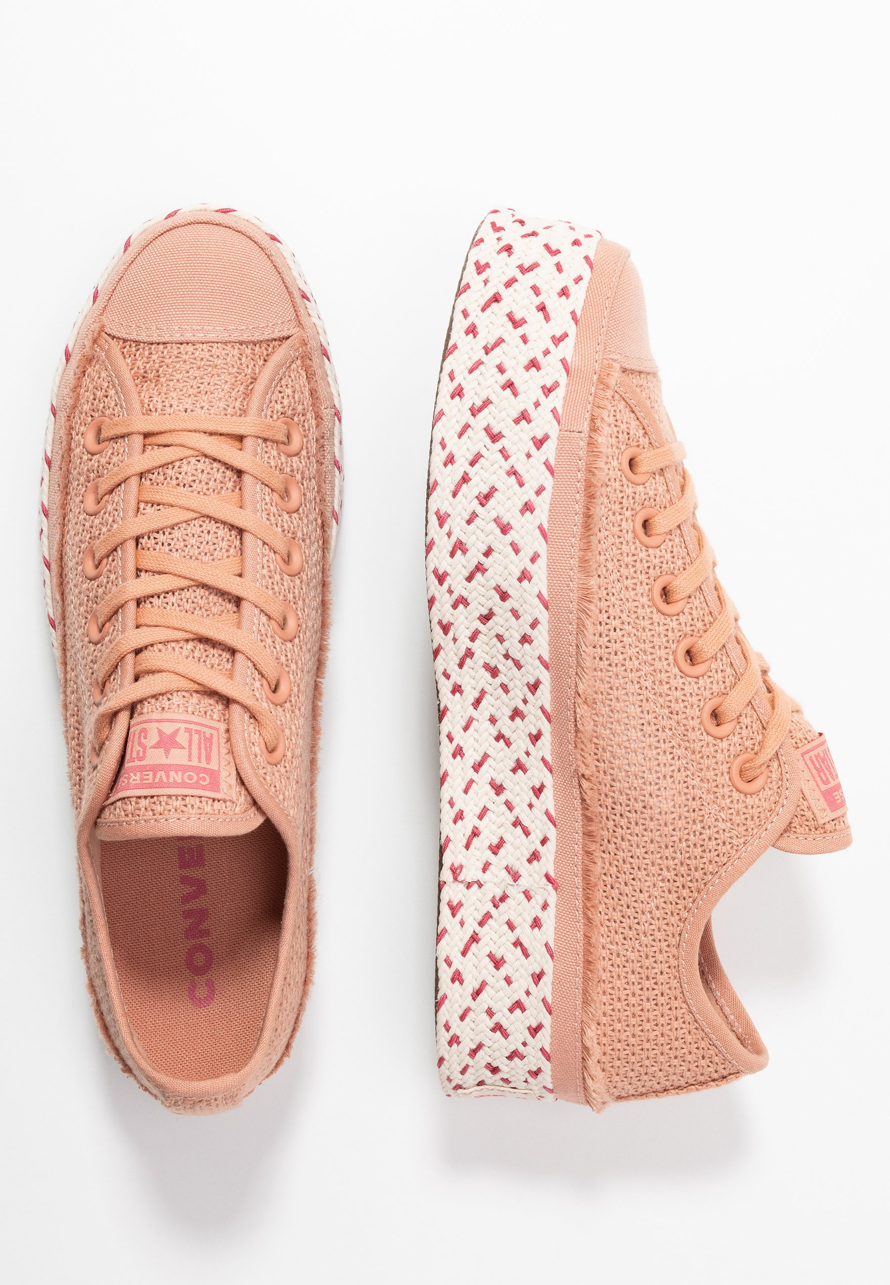 CHUCK TAYLOR ALL STAR Sneakers rose goldwhitemadder pink
