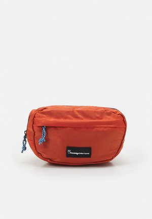 CROSS OVER BODY PACK UNISEX - Bum bag - harvest pumpkin