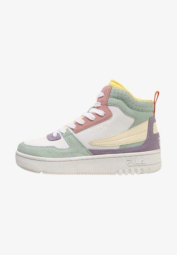 Zapatillas altas - bay / pastel lilac