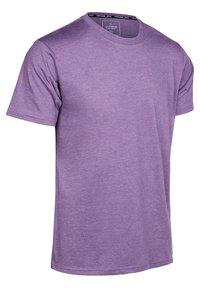 Spitzbub - ARTHUR - Basic T-shirt - purple - 3