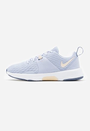 CITY TRAINER 3 - Chaussures d'entraînement et de fitness - ghost/guava ice/world indigo/white