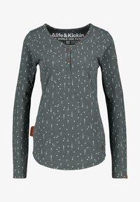 alife & kickin - Long sleeved top - dark forest - 5