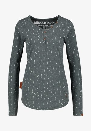 Long sleeved top - dark forest