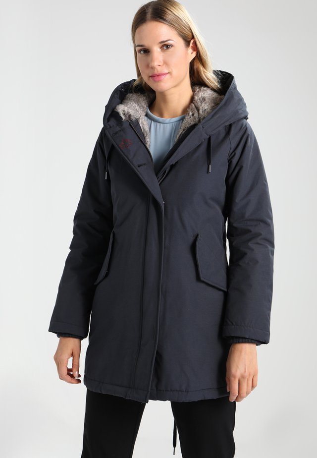 LANIGAN NEW - Cappotto invernale - navy