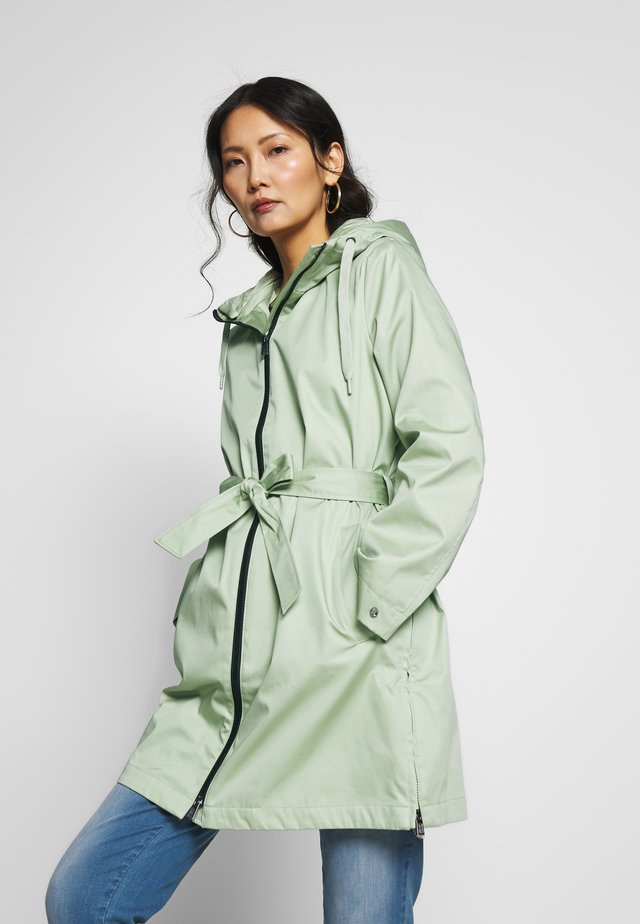 SUMMERPARKA - Parka - light moor green