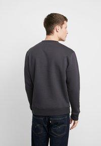 Alpha Industries - Sweatshirt - iron grey - 2