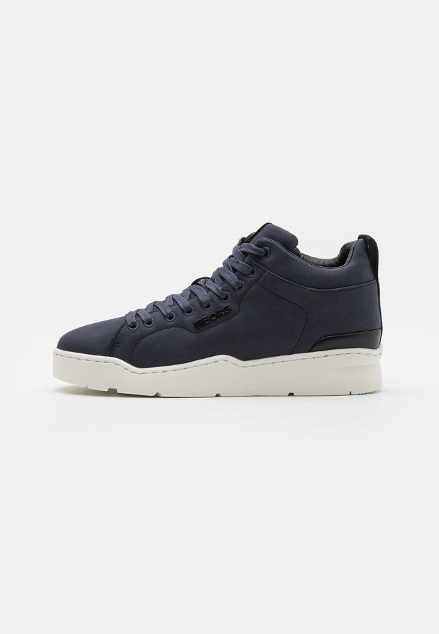 L250 MID  - High-top trainers - navy