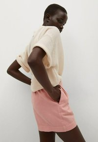 Mango - Shorts - pink - 4