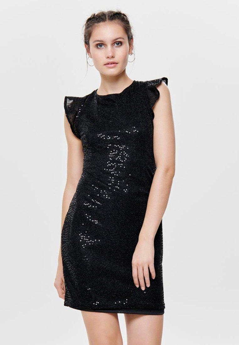 ONLY - Sukienka koktajlowa - black