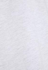 Burton Menswear London - SCOOP 2 PACK - T-shirt basic - black/grey - 3