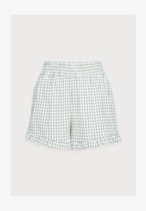 ORABELLA - Shorts - green check