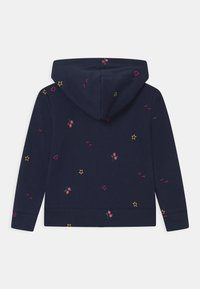 GAP - GIRLS LOGO - veste en sweat zippée - navy uniform - 1