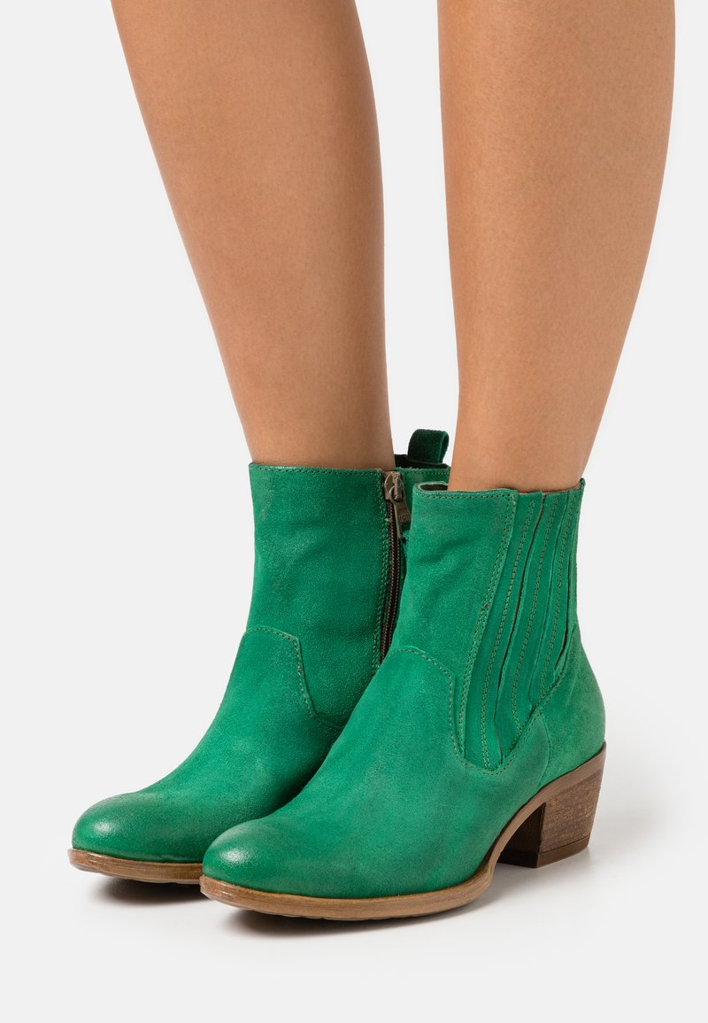 MJUS - DALLAS DALLY - Cowboy/biker ankle boot - patrick