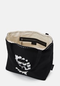 KARL LAGERFELD - IKONIK GRAFFITI REV TOTE - Tote bag - black - 3