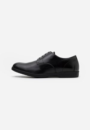Casual lace-ups - gelvest nero