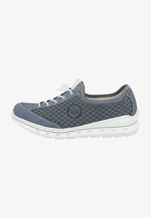 Trainers - jeans-grigio-bleu silver