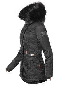 Navahoo - SCHÄTZCHEN - Winter coat - black - 2