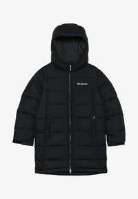 Columbia - PIKE LAKE LONG JACKET - Zimní kabát - black - 3
