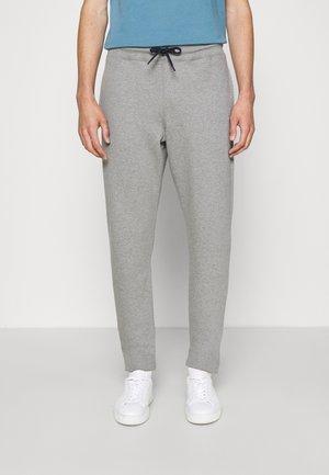 REG FIT JOGGER - Teplákové kalhoty - mottled grey