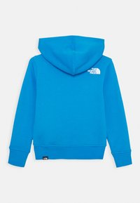 The North Face - NEW BOX CREW HOODIE UNISEX - Hoodie - clear lake blue - 1